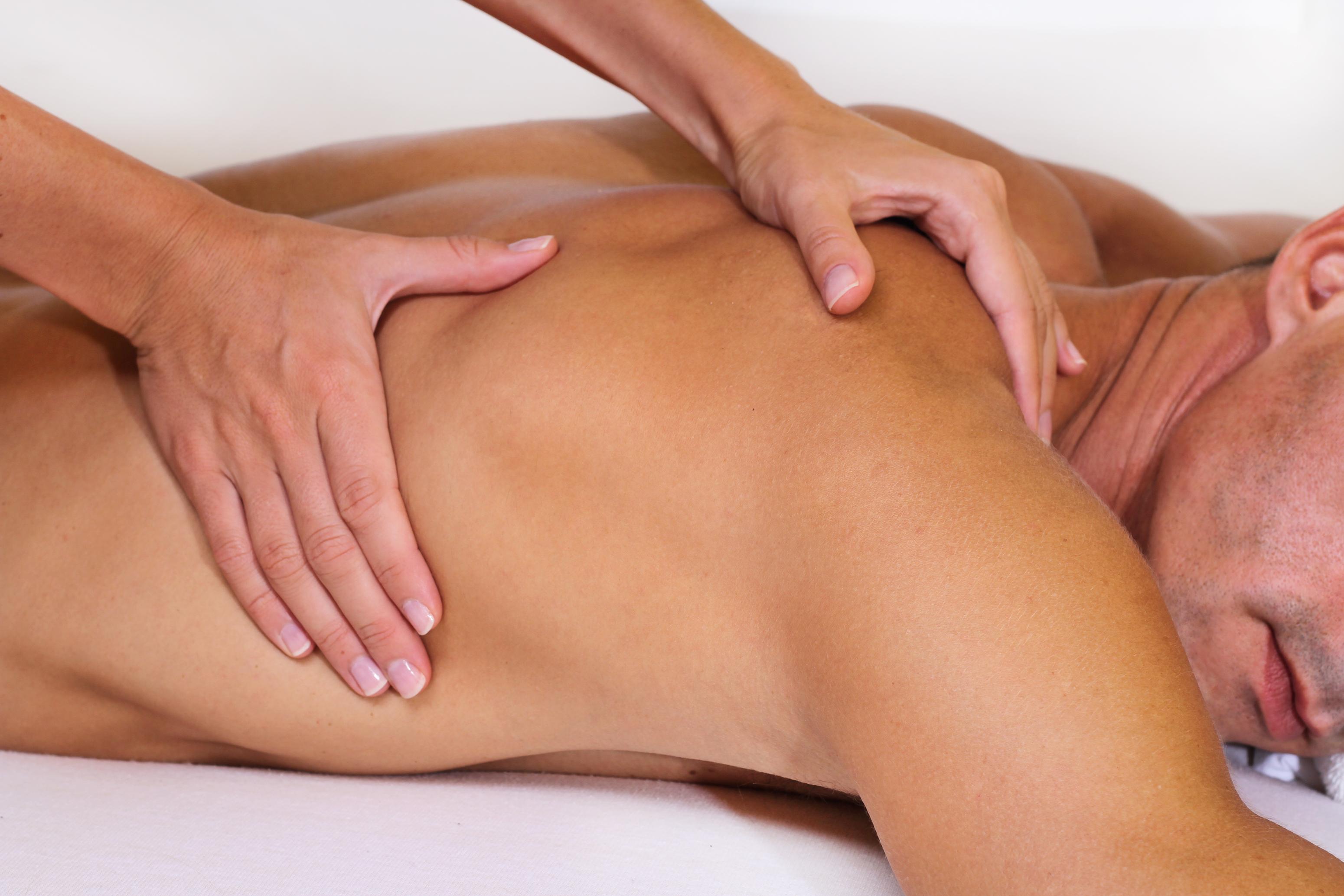Rücken – Nackenmassage